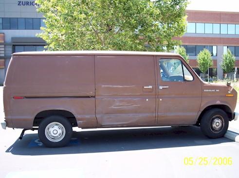kidnapper vans